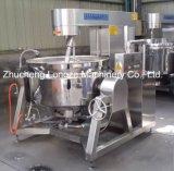 소스 잼과 고추를 위한 산업 행성 활동적인 요리 주전자