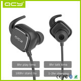 Imán sin hilos Bluetooth Earbuds del auricular del sonido estereofónico con el Mic