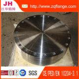 Flange e material de aço carbono DIN2502 Pn16 é Rst37.2