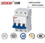 Автомат защити цепи Stong Stcb2 (3P) миниый (C65 структура) 1~63A