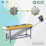 Het plastic Huisdier van het Afval doet in zakken en van het Recycling van Flessen de Plastic Volledige Lijn van de Was