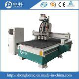 3개의 헤드 판매를 위한 목제 CNC 대패 기계