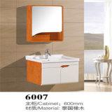 シンプルな設計の木製の浴室の虚栄心のキャビネットの工場ホテル