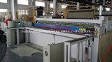 Máquina de dobra automática da folha de Zw3000 PP/HDPE/PVC/PVDF/Pph/Ppn