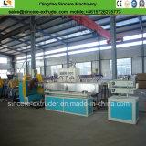 PVC 철강선 기계를 만드는 강화된 나선형 호스 밀어남