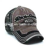 Бейсбольная кепка вышивки задней части таможни верхнего качества (FCAP-0013)