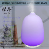 Difusor ultra-sônico do aroma do petróleo essencial de Atomizador-DIODO EMISSOR DE LUZ do ar de Aromatherapy do humidificador (HP-1011-A-2)