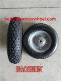 모형 4.00-8 외바퀴 손수레 바퀴