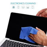 Eyewear CleaningのためのMicrofiber Cleaning Cloth