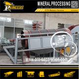 Feststoff, der Steinbruch-Steinbildschirm-Drehmischung-Trommel-Bergbau aufbereitet