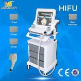 Levantamento de face ultra-sônico de Hifu da máquina da pele da beleza de Hifu (HIFU03)