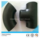 Instalaciones de tuberías inconsútiles de acero de carbón del Bw del ANSI B16.9