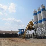 ISO9001 usine de traitement en lots concrète de la productivité 50m3/H (Hzs50)