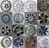 Rodas diferentes da réplica do tamanho para Toyota