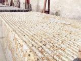 Dessus Bullnose faits sur commande de vanité de granit de bord pour des hôtels des Etats-Unis Canada