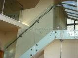 70mm Glas-Schelle-Halter-Glasbalustrade-Geländer
