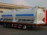 20 футов контейнера бака LPG (ПРОПАНА) портативного