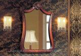 Vanità classica della stanza da bagno di vanità della stanza da bagno del Governo di stanza da bagno di legno solido (ADS-618)