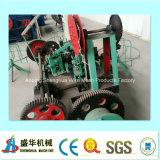 高い安全有刺鉄線機械(ISO9001およびセリウム)