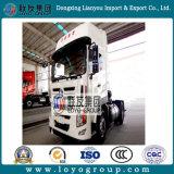 道路輸送のための中国Cdw 6*4powerのトラクターのトラック