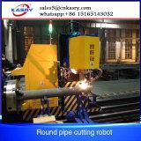 CNC van de Pijp van het Staal van de mariene Techniek de Scherpe Machine van het Plasma