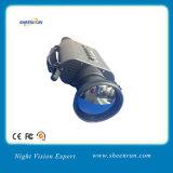 Câmeras térmicas portáteis binoculares da visão noturna da monitoração com escala de 2.5km