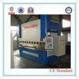 Freio da imprensa de WC67K-100/3200 Hydraulic com padrão do CE