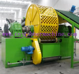 Auto Waste Tyre Recycling Production Line Machines; Rubber Powder Production Machines