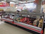 Gabinete remoto do contador do indicador para o alimento do supermercado fino