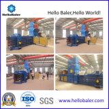 Automatisches Geschäfts-hydraulische Altpapier-Ballenpressen