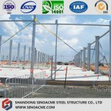 Berufshersteller Peb des Stahlkonstruktion-Feldes