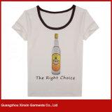 면 저어지 남녀 공통 t-셔츠 (R204)를 광고하는 관례