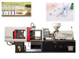 Máquina plástica da modelação por injeção de 130 toneladas com o servo feito em China
