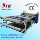 Rullo rotativo della macchina di grande di calore della macchina della pressa di calore di sublimazione del rullo di Digitahi approvato CE sublimazione della pressa
