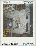 transformateur immergé dans l'huile du four 35kv