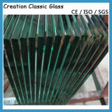 12-19mmの明確な緩和されたガラスの手すりガラス