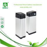 Paquete de la batería del Li-ion del Silverfish 36V 16ah para la vespa eléctrica