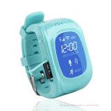 Venta caliente de los cabritos del reloj del GPS Tracker con seguimiento en tiempo real (H3)