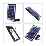太陽系ライト電話充電器が付いているSolar Energyシステムホーム太陽LEDライト