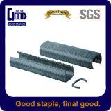 Industrail Medium Carbon Steel Wire Pneumatic Staples (410K)