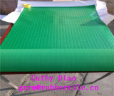 De ronde RubberVloer van de PUNT, Antislip RubberVloer, het Rubber RubberBlad van de Toevoeging van de Doek van het Blad van de Vloer