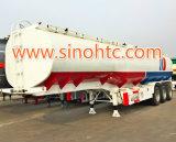 35 000L de Vrachtwagen van de Aanhangwagen van de Tank van de Brandstof van het Aluminium