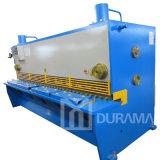 Durama Nc idraulico/acciaio dolce di taglio di taglio di macchina ghigliottina di CNC ed acciaio inossidabile