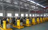 Ce/CIQ/Soncap/ISOの証明書とのホーム及び産業使用のための108kw/135kVA Cummins力の防音のディーゼル発電機