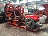 Rock diesel Crusher, Portable Diesel Jaw Crusher avec Clutch