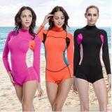procès de plongée des hommes et des femmes de modèle de mode de 2.5mm et robe de plongée du néoprène