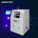 Machine de découpage UV de laser pour le découpage de film de la couche pi de couverture avec peu de carbonisation