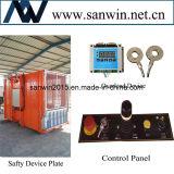 Sc200 choisissent l'élévateur électrique à télécommande sans fil de cage