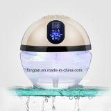 Filtro de aire electrostático para el uso de la cubierta con pintar (con vaporizador) del agua