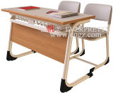 Chairs를 가진 교실 Furniture Double Student Table